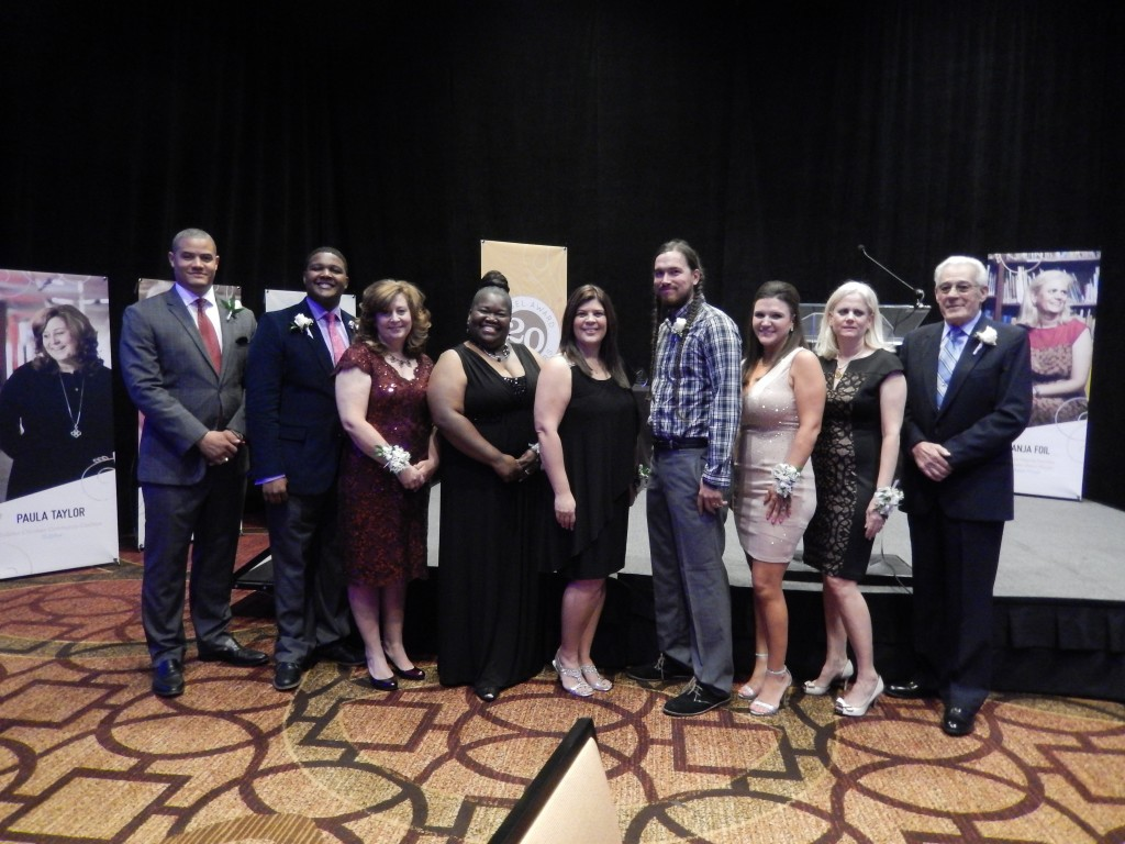 Blue Cross and Blue Shield of Louisiana Foundation 2015 Angel Award winner.